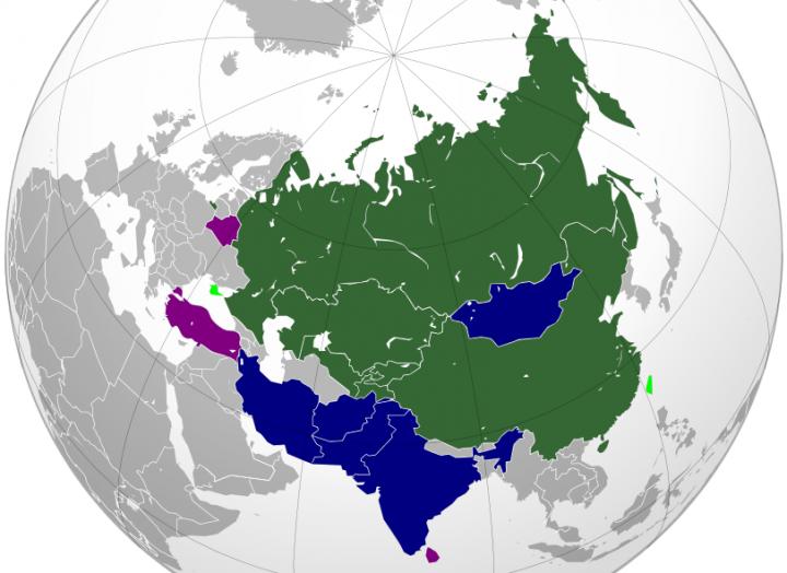 şangay iş örgütü Türkiye Rusya Putin