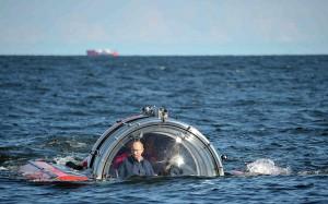 Çok güzel denizaltı