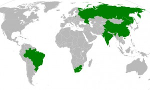 BRICS (Brazilya Rusya Hindistan Çin Güney Afrika