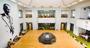 Doğu Akdeniz Üniversitesi Kütüphane