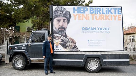 Osman Yavuz, neo (yeni) Osmanlı