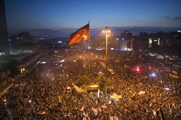 Gezi Park Protest Turkey Democracy