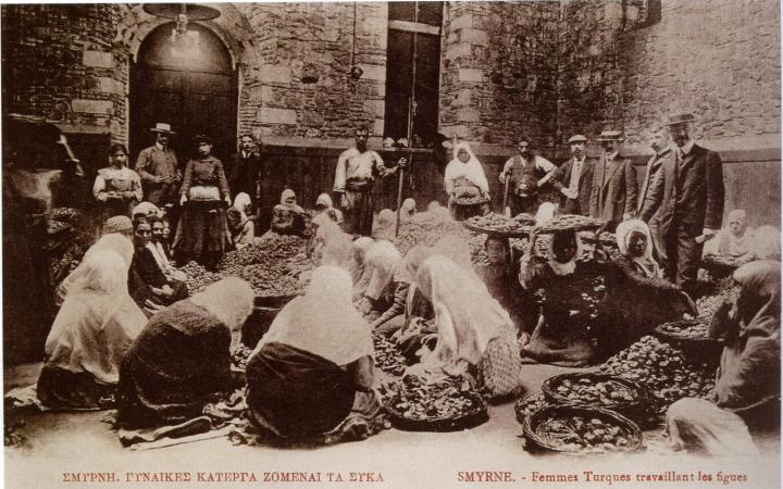 Osmanlı İncir İşçileri (İzmir)