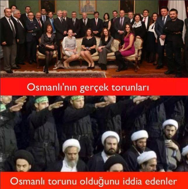 Gerçek ve sahte Osmanlı torunları