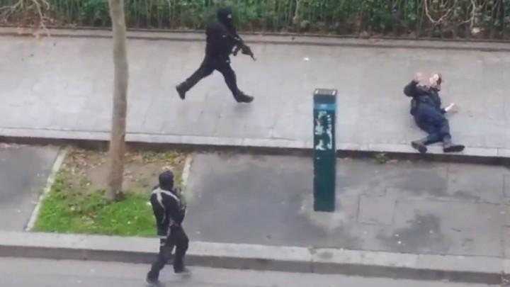 Kuaşi Kardeşleri Çarli Hebdo (Charlie Hebdo) saldırısı