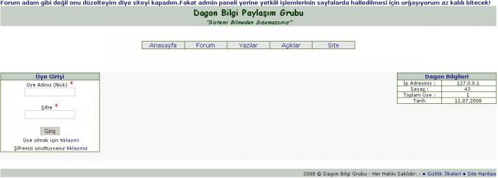 Dagon Portal
