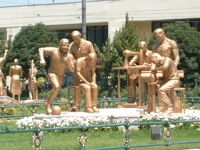 Eskişehir'in kültürü  - Eskişehir heykel