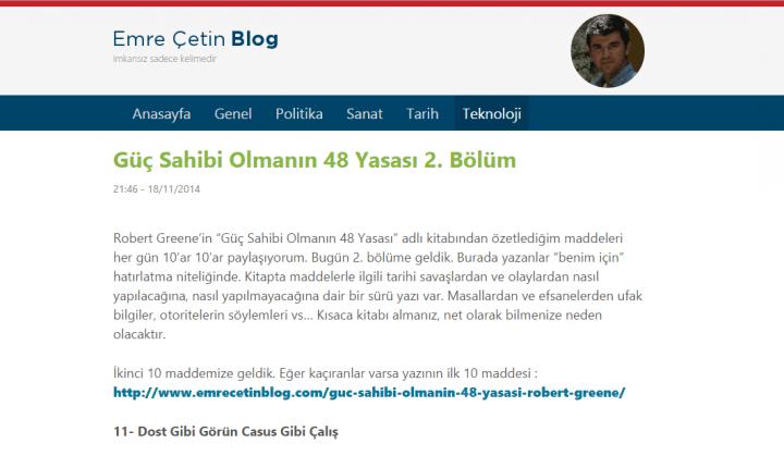 Emre Çetin Blog 2015-04-04 00-07-43 Ekran görüntüsü
