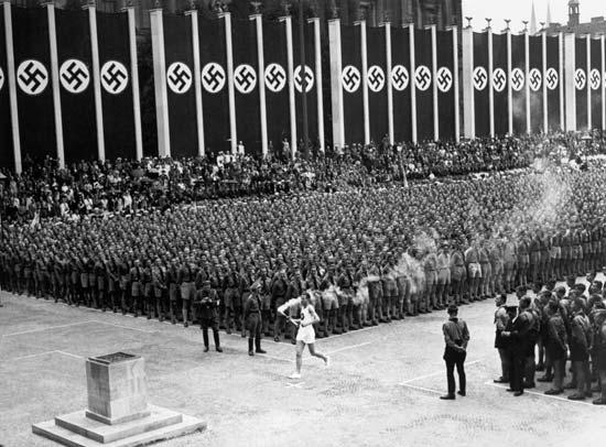 1936 nazi almanyası açılış