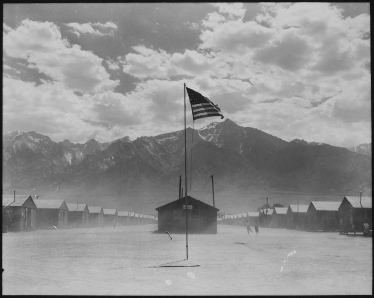 Amerika Japon Toplama Kampı 3