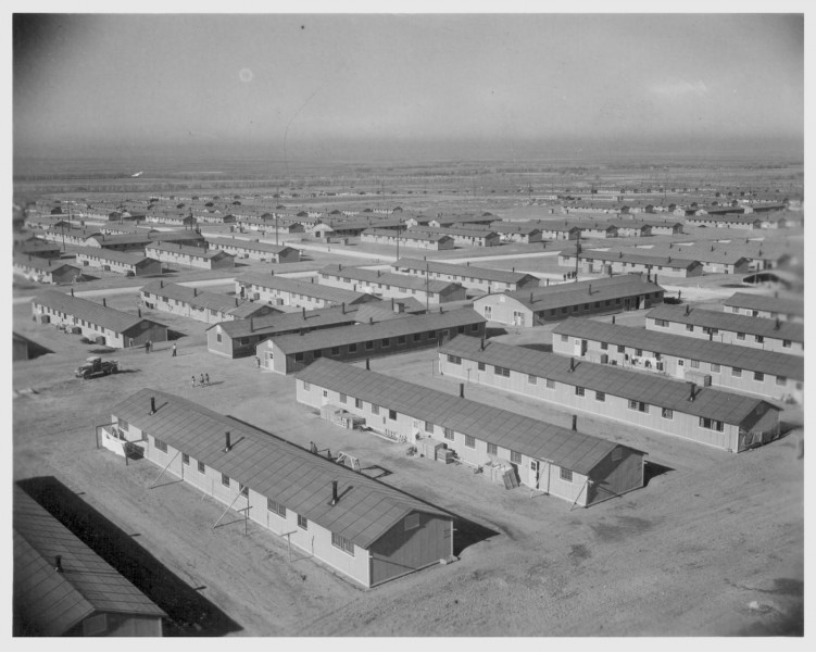 Amerika Japon Toplama Kampı 5