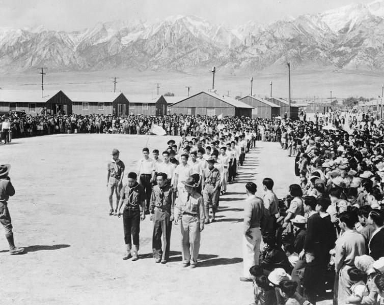 Amerika Japon Toplama Kampı 7