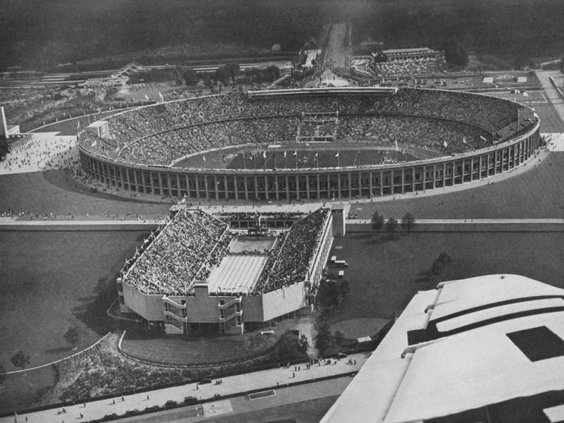 1963 Dünya Olimpiyat Oyunları Nazi Stadyumu