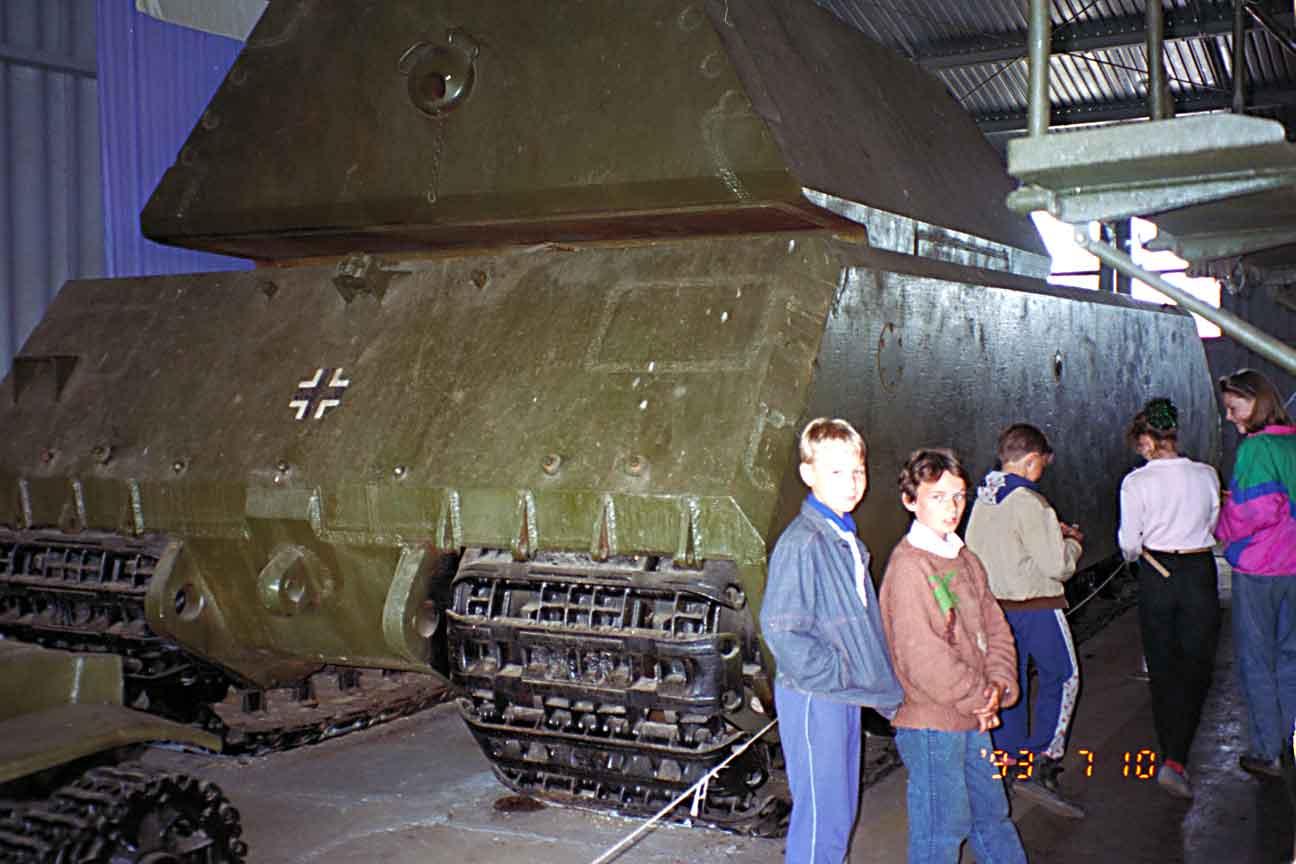 Porsche Tasarımlı Tanklar Ve Vw Beetle Emre 199 Etin