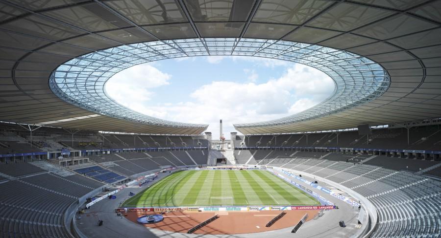 1963 Dünya Olimpiyat Oyunları Nazi Stadyumu günümüz