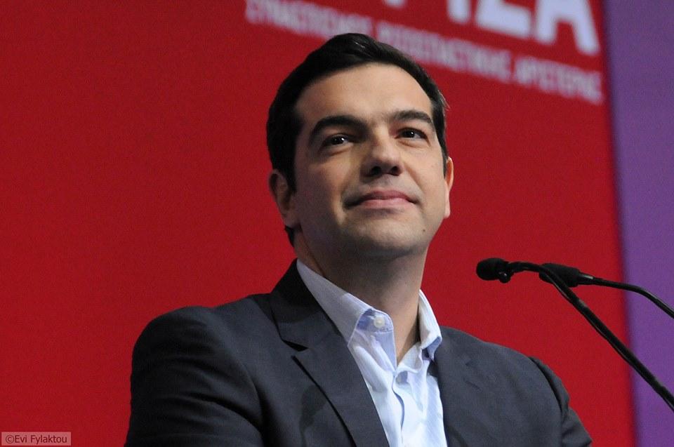 Alexis Tsipras, sosyal medya hesapları: facebook, twitter, instagram