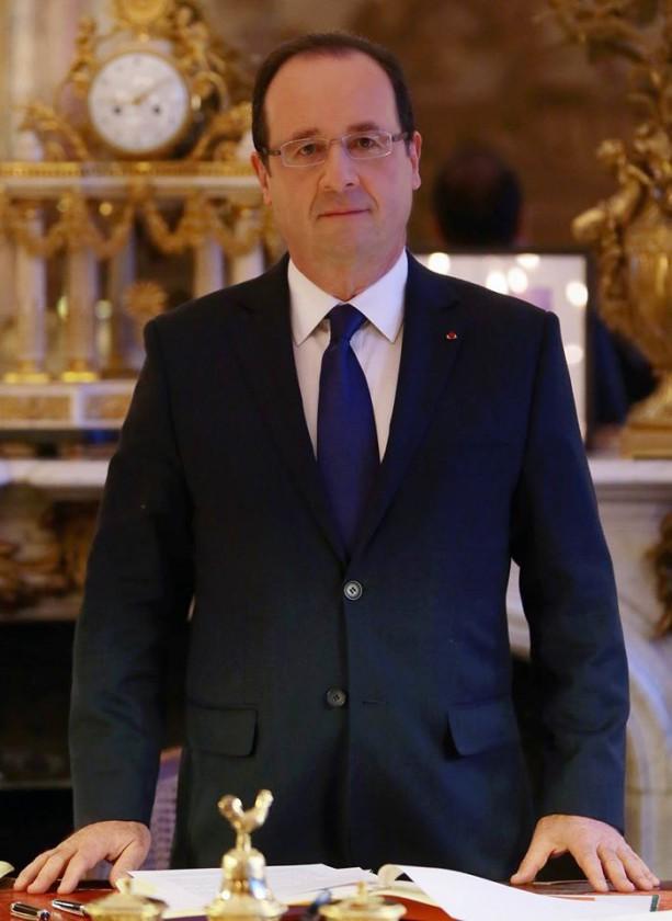 François Hollande, sosyal medya hesapları: facebook, twitter, instagram