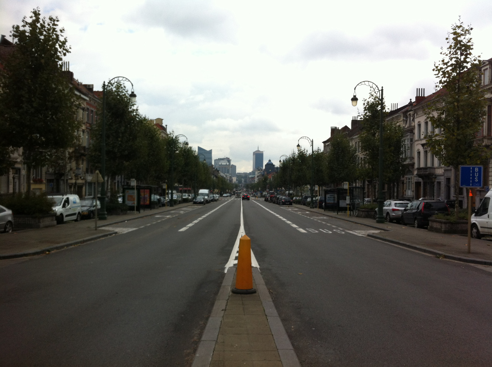Brüksel cadde