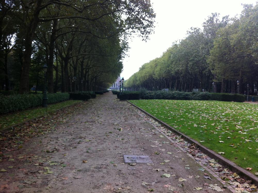 Brüksel park
