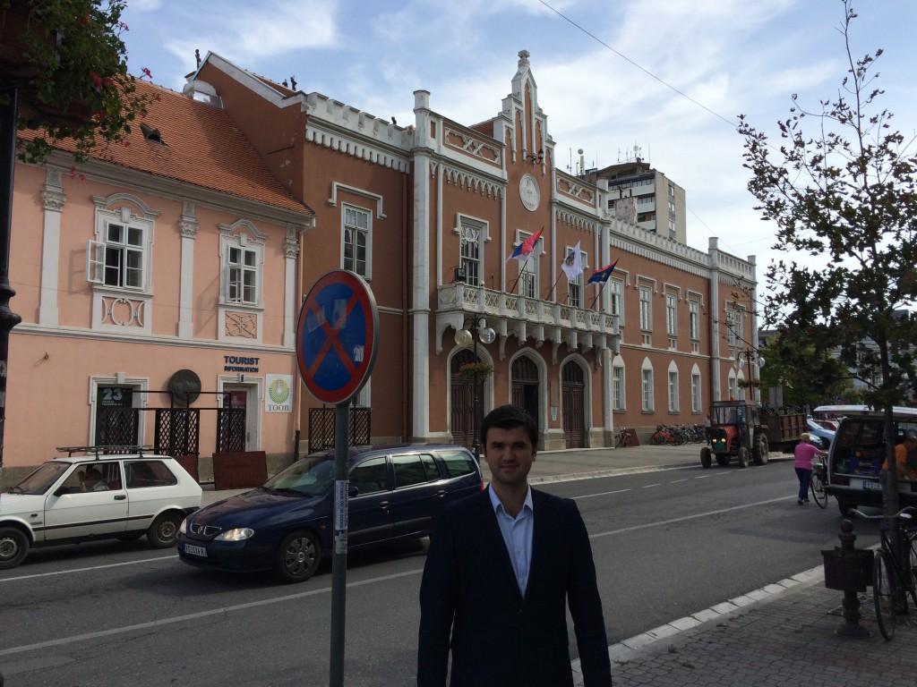 Vrsac belediye başkanlığı