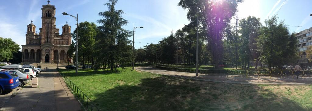 Belgrad park