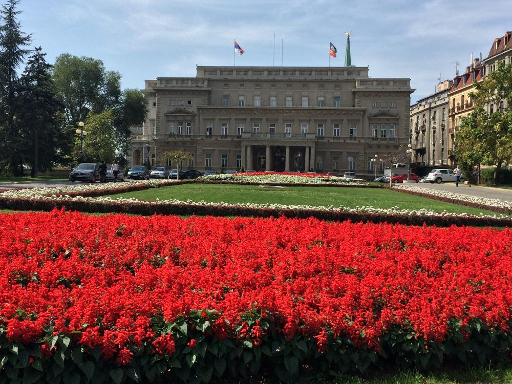 Eski Başkanlık Sarayı