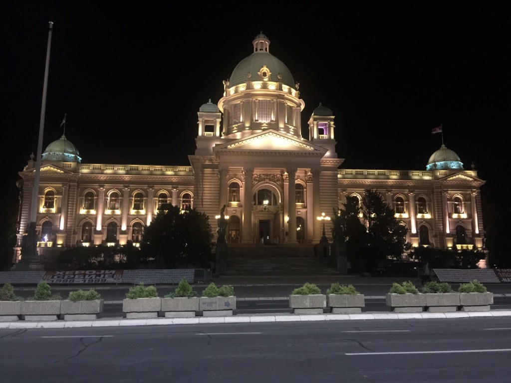 Sırbistan Parlementosu (Serbian Parliament)