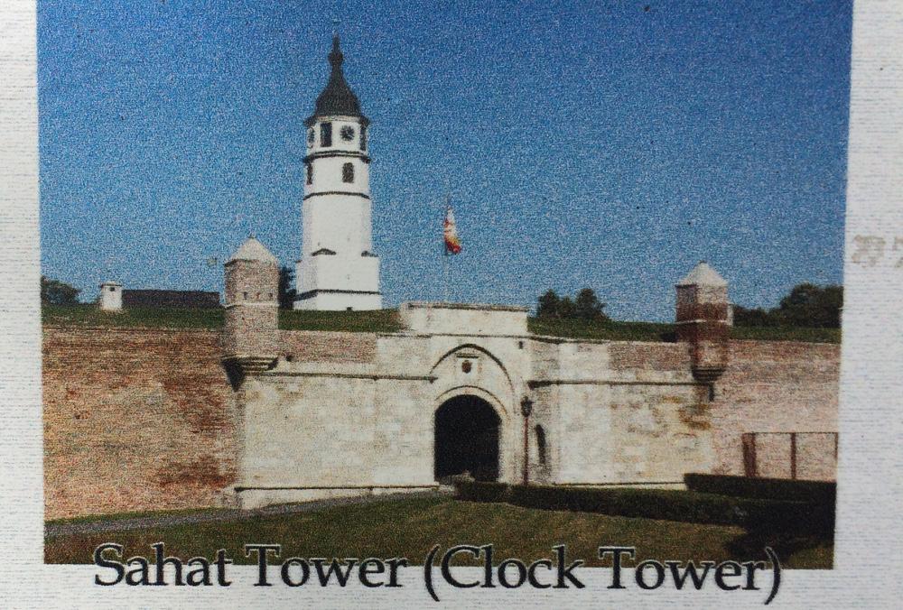 Saat Kulesi- Sırbistan