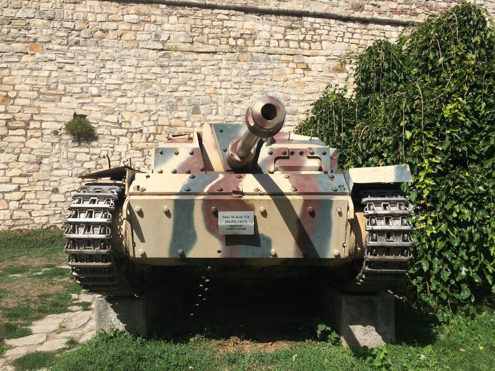 Stug 3 Tank avcısı - Sırp Askeri müzesi