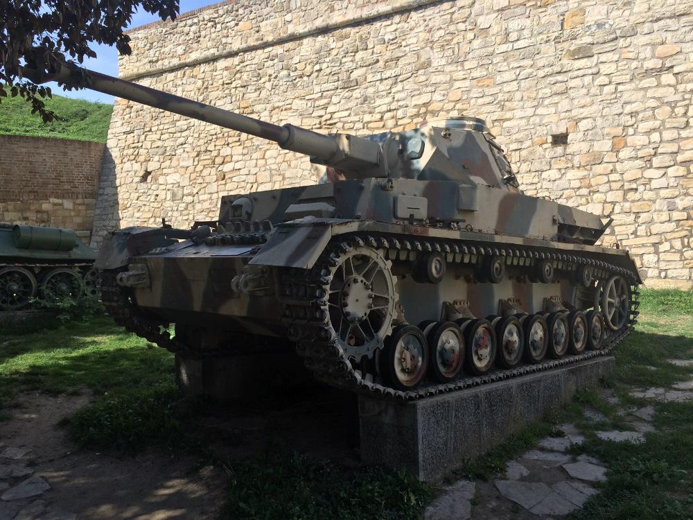 Panzer 4 - Sırp Askeri müzesi