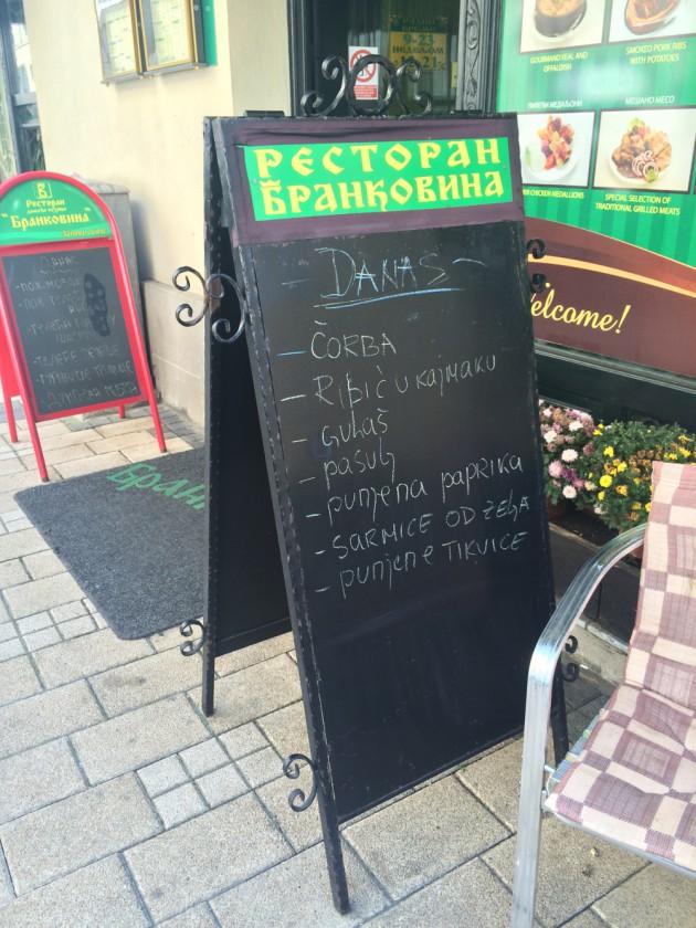 Sırbistan Türk kültürü ve Türkçe kelimeler