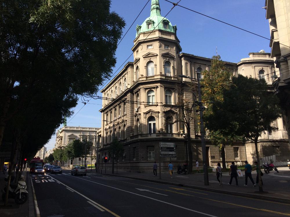 Sırbistan Başkanlık Sarayı (Serbian President Palace)