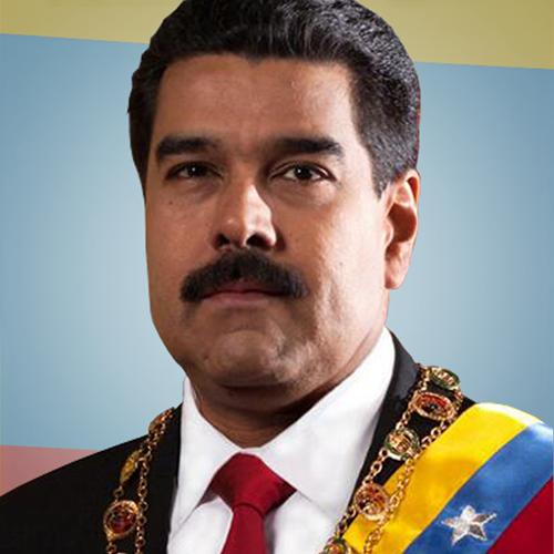 Nicolas Maduro, sosyal medya hesapları: facebook, twitter, instagram