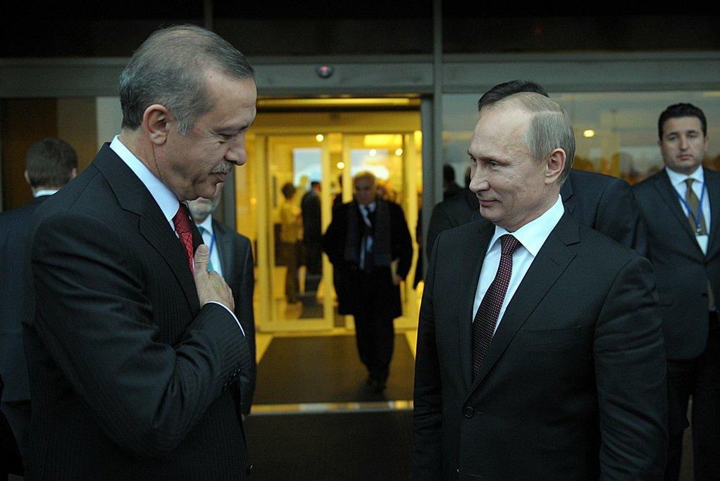 Putin Erdoğan buluşması