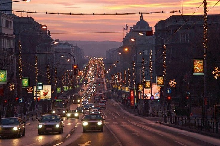 belgrad caddeleri