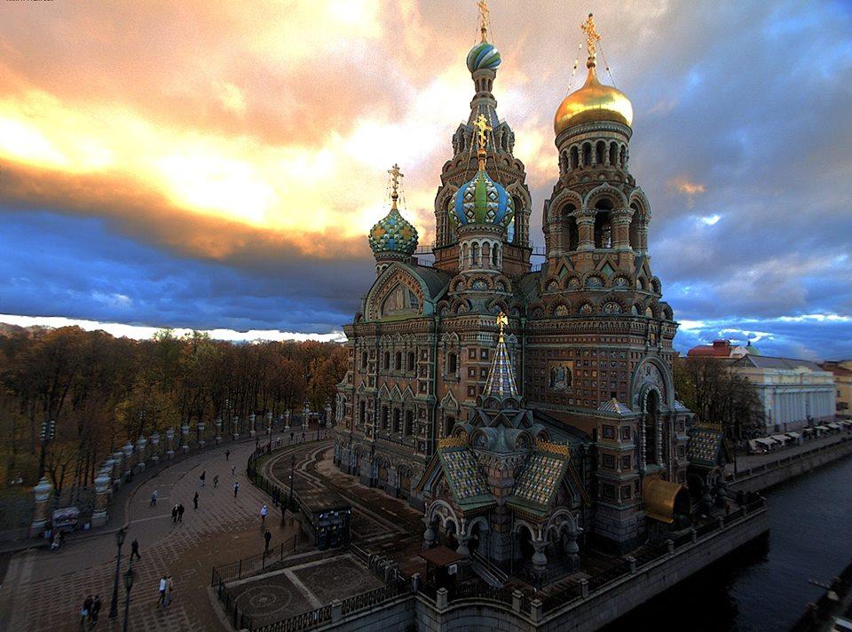 St. Petersburg katedral
