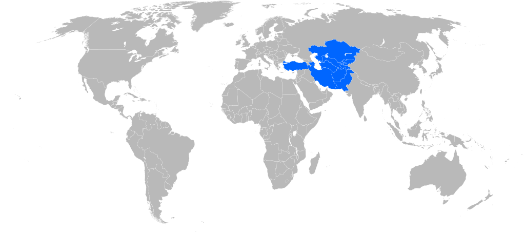 Ekonomik isbirligi Teşkilatı ECO