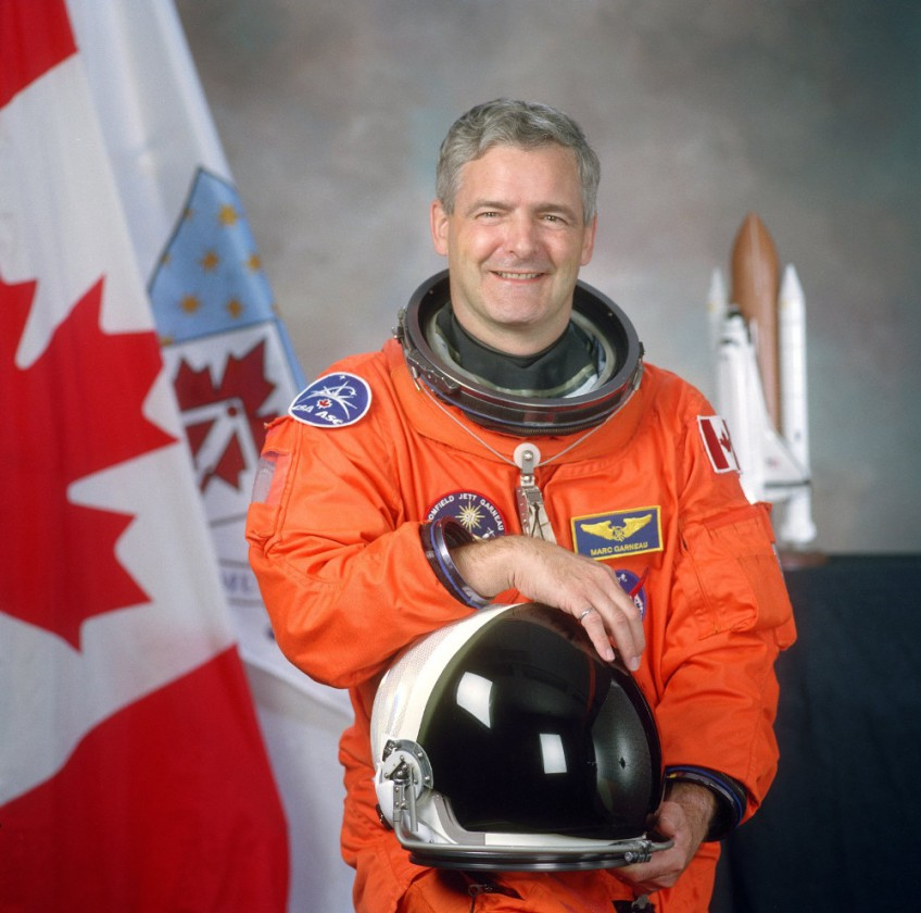 Kanada Ulaştırma Bakanı Marc Garneau