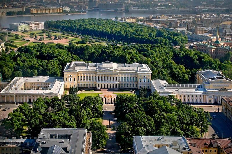 Mokhaylovsky palace (sarayı)