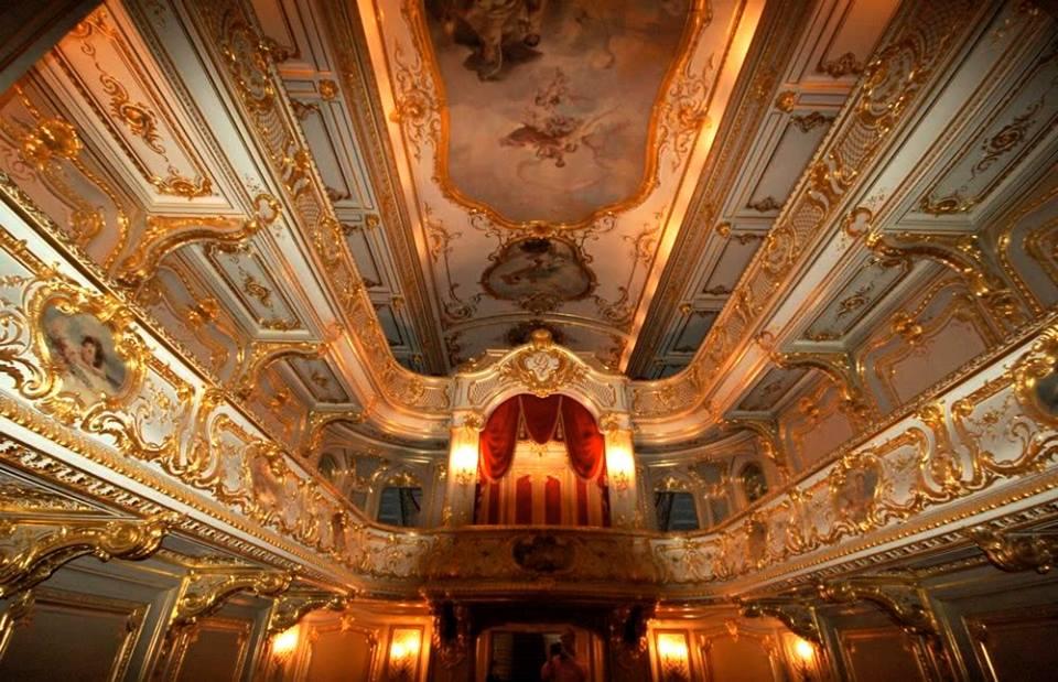 Yusupov Palace Opera Salonu
