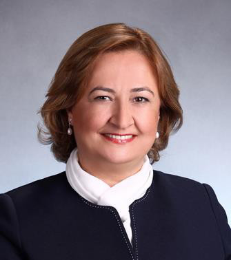 İstanbul AKP Milletvekili Belma Satır