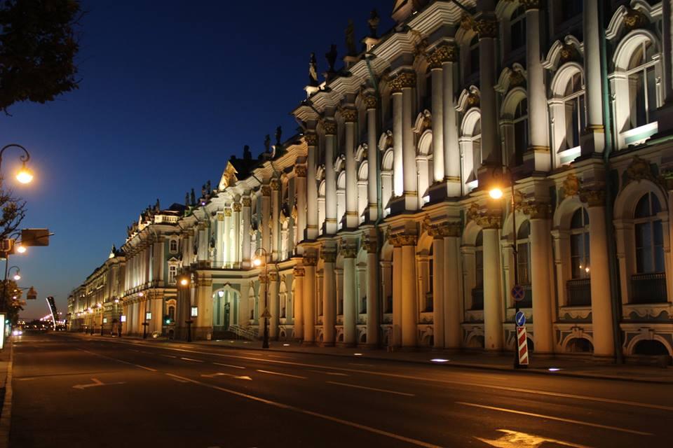 St. Petersburg binaları