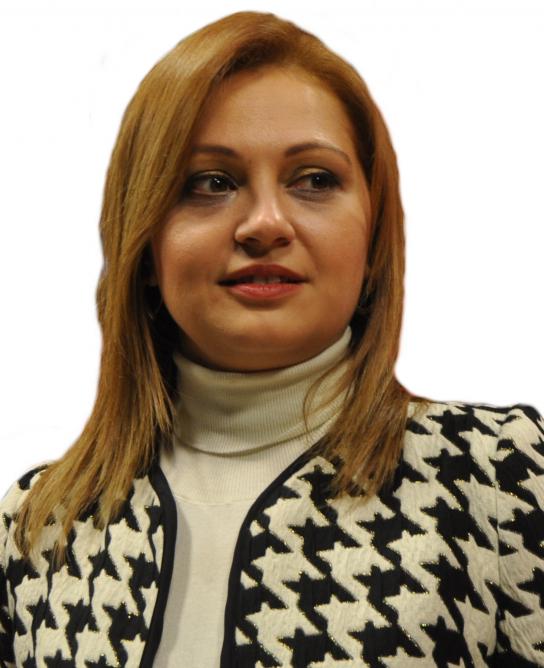 Afyonkarahisar CHP Milletvekili Burcu Köksal