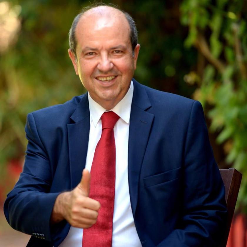 KKTC UBP Milletvekili Ersin Tatar