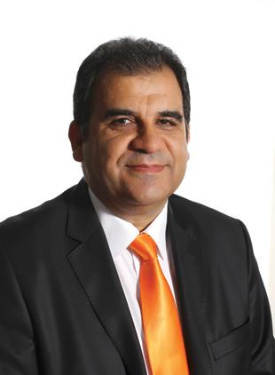 KKTC UBP Milletvekili Faiz Sucuoğlu
