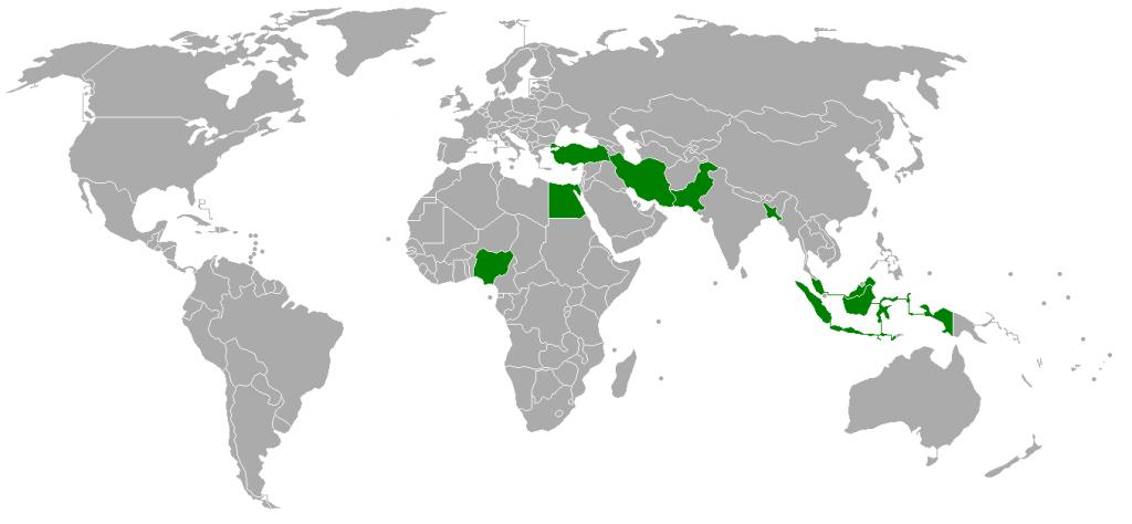 D8 Nedir? Gelişen 8 ülke