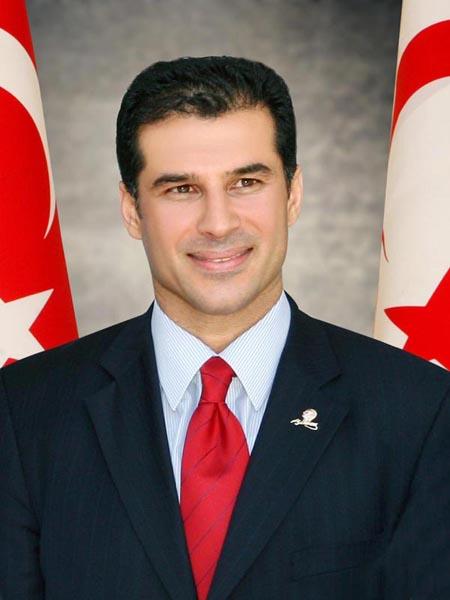 KKTC UBP Milletvekili Hüseyin Özgürgün