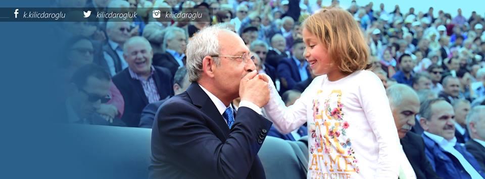 Kemal Kılıçdaroğlu Kapak Fotoğrafı