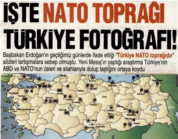 nato ve Turkiye