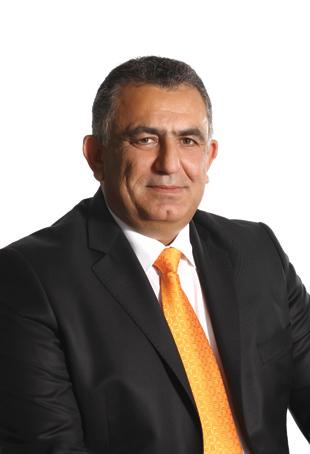 KKTC UBP Milletvekili Nazım Çavuşoğlu